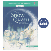 Usborne English Readers Level 2 The Snow Queen 英语小读者系列 白雪皇后
