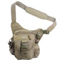鞍袋单肩包 军迷户外运动斜挎包 单反相机水壶随身包