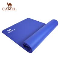 camel/骆驼瑜伽垫初学者 男女加厚10mm防滑健身垫瑜珈垫子
