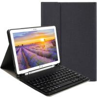 华为m3平板保护套带无线蓝牙键盘青春版10.1英寸BAH-W09/AL00电脑带无线鼠标软硅胶全包防 M3 -10.1青