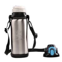 自行车水壶不锈钢保温杯运动骑行保冷800ml 便携式水壶