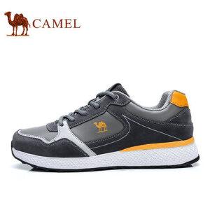 camel   骆驼男鞋新品低帮鞋户外鞋时尚运动休闲男鞋