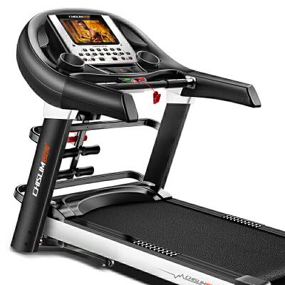 【爆款直降】启迈斯商务级跑步机 MQ7家用折叠静音健身器材(彩屏版预售,4月22日到货)【支持礼品卡】【送688元大礼包】【送到家包安装】