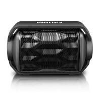飞利浦(PHILIPS) BT2200无线便携式蓝牙音箱迷你户外防水音响免提通话