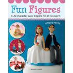 【预订】Fun Figures cute character cake toppers for all occasio