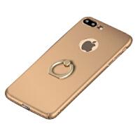 BaaN iphone7PLUS手机壳苹果7PLUS全包指环支架手机保护套 土豪金