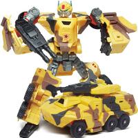 儿童变形玩具金刚坦克儿童玩具3-6周岁7岁男孩子4女孩5男童8益智力拼图10岁9生日礼物12飞机装甲车模型机器人玩具男孩