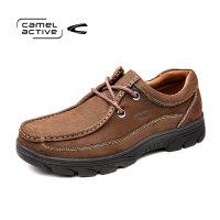Camel Active/骆驼动感男鞋户外休闲鞋男士真皮鞋子透气户外鞋男