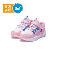 【双12秒杀价:113】【商城同款】361度童鞋 女童棉鞋 小童 2019年冬季新品K81944681