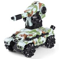 遥控汽车大漂移水弹射击特技车机甲坦克大师电动越野车男孩玩具