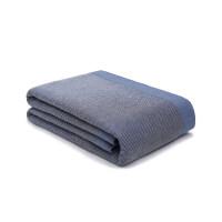 全棉华夫格毛巾被纯棉单人双人纱布被子空调毯午睡毛毯床单