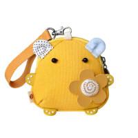 学生硬币袋迷你可爱韩国布艺零钱包卡通小钱包女创意帆布