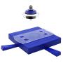磁悬浮飞碟永动机陀螺仪器魔法悬空陀螺儿童益智玩具