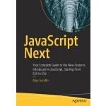 【预订】JavaScript Next 9781484253939