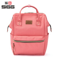 (大号)SIGG手提双肩包通用超轻便携大容量学生书包anello双肩包乐天同款