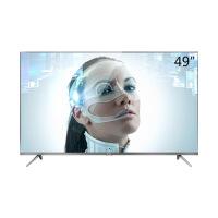 TCL D49A730U 49英寸30核人工智能纤薄金属机身HDR 4K液晶电视机(锖色)