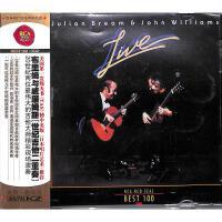 布里姆与威廉姆斯世纪吉他二重奏CD