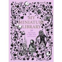 现货 英文原版 My Miniature Library 我的迷你图书馆:可以制作 30本小书 BJD娃娃的小小图书馆