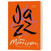爵士乐 Jazz 英文原版小说 托妮莫里森 Toni Morrison 宠儿Beloved蓝色的眼睛The Bluest