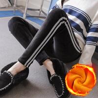 新款托腹长裤秋冬外穿孕妇打底裤孕妇裤子冬季加绒加厚孕妇裤子