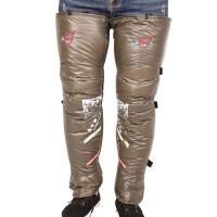 护膝电动车摩托车护膝保暖骑车冬季防风厚挡风护腿
