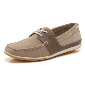 Clarks/其乐男鞋2017秋冬舒适驾车休闲鞋Medly Sail专柜正品直邮
