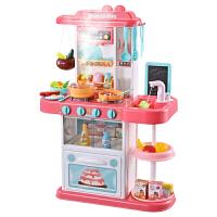 大号儿童过家家厨房玩具套装组合女孩男孩宝宝煮饭做饭仿真厨具