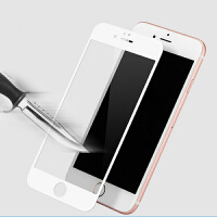 iPhoneXS�O果Max �O果6s�化膜7全屏覆�w iphone6plus�化膜8X手