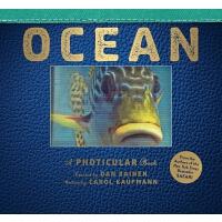 A Photicular Book: Ocean会动的图片书:海洋ISBN9780761180517