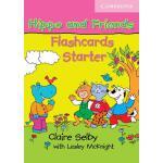 【预订】Hippo and Friends Starter Flashcards