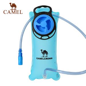 camel骆驼户外饮水袋 2L便携TPU带吸管饮水野营骑行登山
