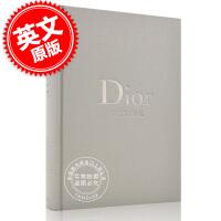 现货 迪奥T台秀:**时装T台走秀系列 时装摄影集 英文原版 服装设计书精装 Dior Catwalk: The Co