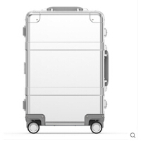 【支持礼品卡】小米20寸男女拉杆箱商务行李箱万向轮金属登机旅行箱