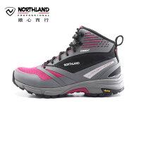 【品牌特惠】诺诗兰NORTHLAND 秋冬户外女士防水耐磨徒步登山鞋FM992568