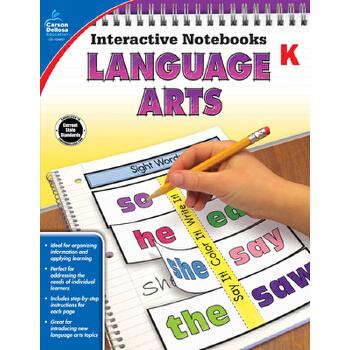 【预订】Language Arts, Grade K 预订商品,需要1-3个月发货,非质量问题不接受退换货。