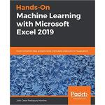 【预订】Hands-On Machine Learning with Microsoft Excel 2019 978