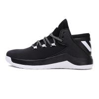 Adidas阿迪达斯  男子罗斯战靴运动实战耐磨篮球鞋  B42634
