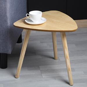 茶几 小户型沙发边桌小茶几简约现代小圆桌床边桌边几角几客厅卧室书房储物桌子满额减限时抢礼品卡创意家具
