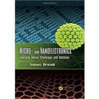 【预订】Micro- and Nanoelectronics 9781138072343