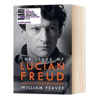卢西安弗洛伊德生平 上 青年时代 1922-1968 The Lives of Lucian Freud 英文原版 艺术