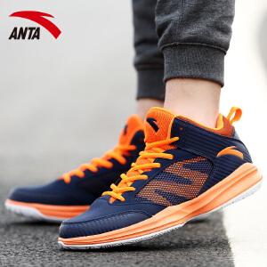 安踏篮球鞋男鞋正品春春季水泥地耐磨学生运动鞋低帮篮球鞋篮球战靴
