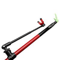 超轻超硬 2.7米碳素钓鱼竿支架炮台竿挂 钓箱竿架渔具配件