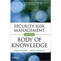 【预订】Security Risk Management Body Of Knowledge 978047045462