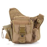 战术腰包男户外腰包多功能包登山路亚旅游摄影包鞍袋鞍包