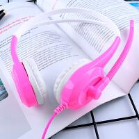 儿童耳机头戴式耳麦带话筒网课学生学英语听力男女护耳不伤耳通用 官方标配
