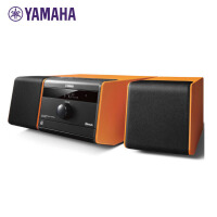 雅马哈(Yamaha)MCR-B020 音响 音箱 CD机 USB播放机 迷你音响 组合音响 蓝牙音响 定时闹钟 电脑