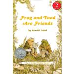 Frog and Toad Are Friends青蛙和蟾蜍是朋友 I Can Read,Level 2 凯迪克银奖 ISBN9780064440202