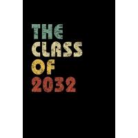 【预订】The Class of 2032: Vintage Composition Notebook For Note