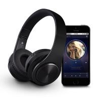 无线头戴式蓝牙插卡耳机手机音乐立体声运动跑步耳麦