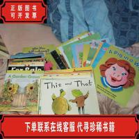 [二手9新]清华儿童英语分级读物:机灵狗故事乐园【49本合售,不重
